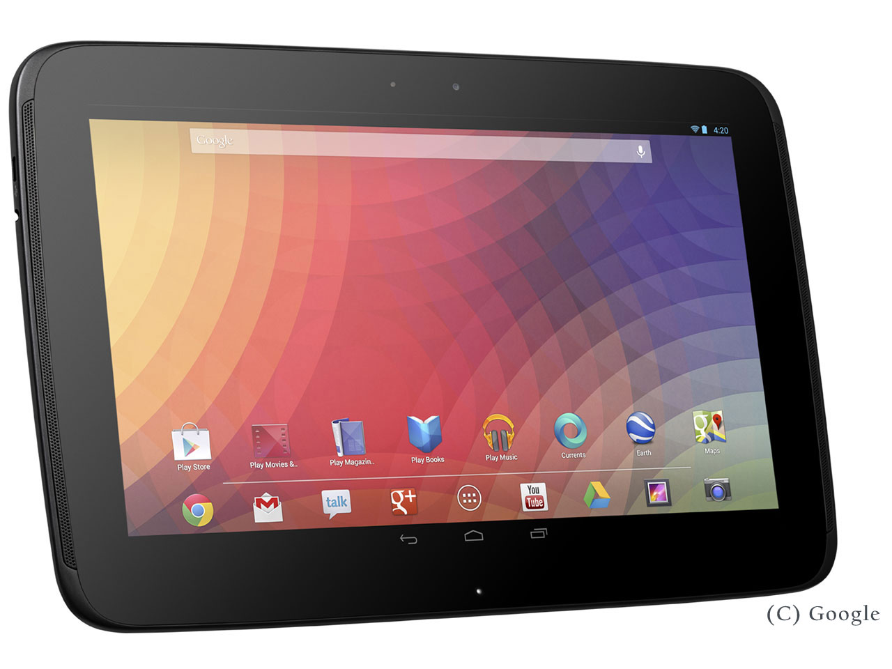 サムスンから「Nexus 10」が登場!スペックや価格・発売日情報