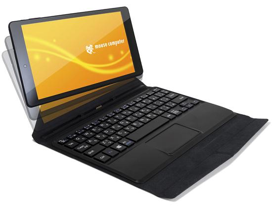 マウスから8.9型タブレット「WN892」が登場!スペックや価格・発売日情報