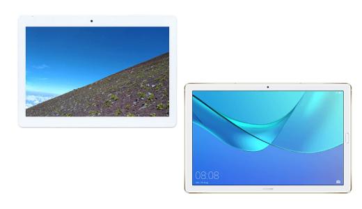 「BNT-1012W」と「MediaPad M5 Pro」の違いを比較!