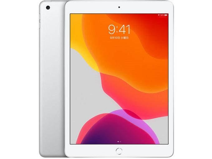iPad 2019年秋モデル