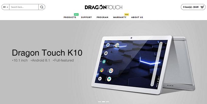 Dragon Touchはどこの国のメーカー?