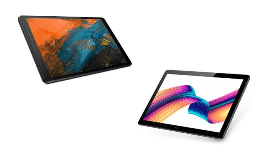 「Lenovo Tab M8」と「MediaPad T5」のスペックの違いを比較!