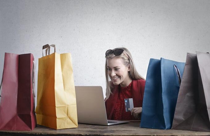 大きい買い物の時だけチャージするのも手
